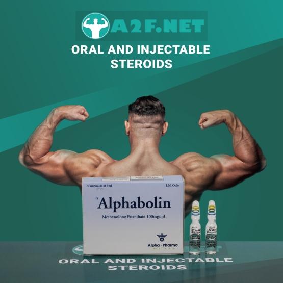 Buy Alphabolin - a2f.net