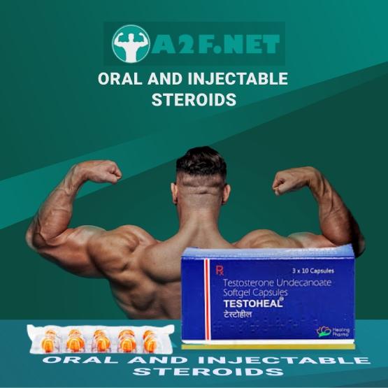 Buy Andriol-Testocaps- a2f.net