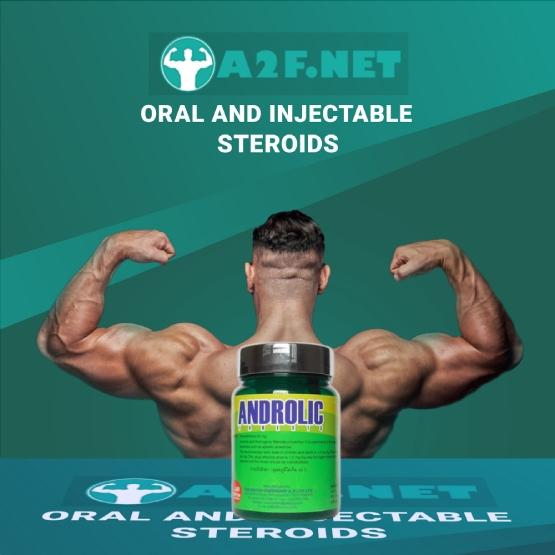 Buy Androlic - a2f.net