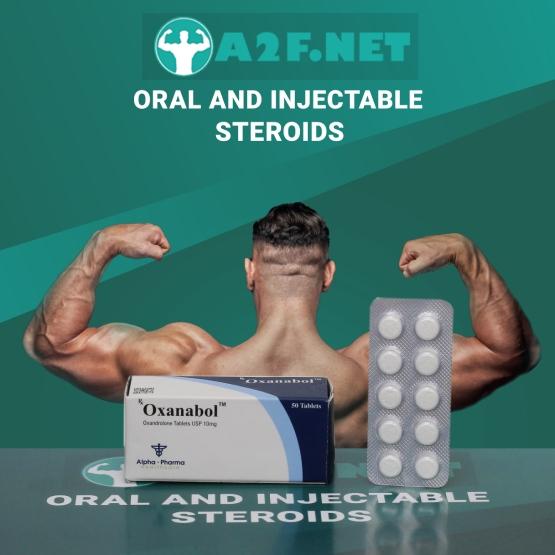 Buy Oxanabol - a2f.net