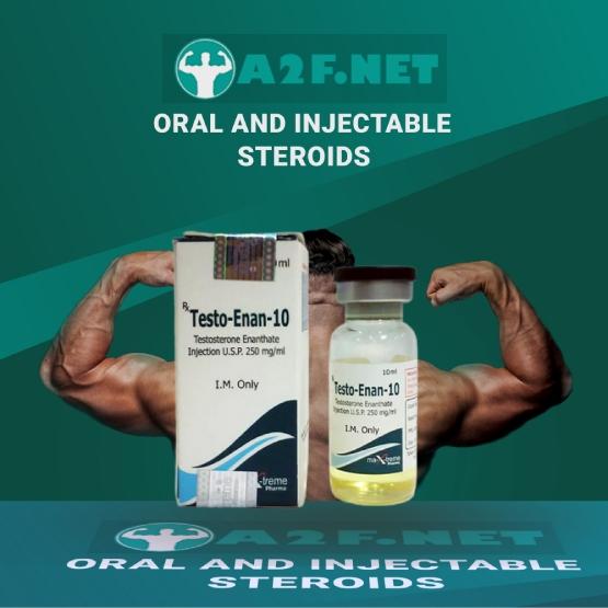 Buy Testo-Enane-10-250mg/ml- a2f.net