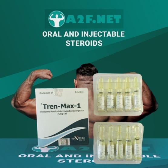 Buy Tren-Max-1-amp-a2f.net