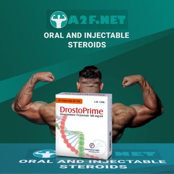 Buy DrostoPrime - a2f.net
